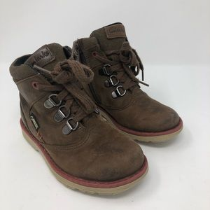Clark's Gore-Tex Leather Hiking Boots Size 8